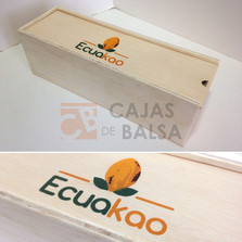 Caja para sombrero /Ecuakao