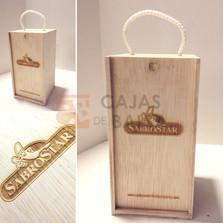 Caja Whisky / Sabrostar