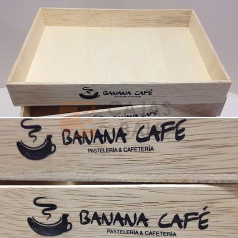 Bandeja desayuno / Banana