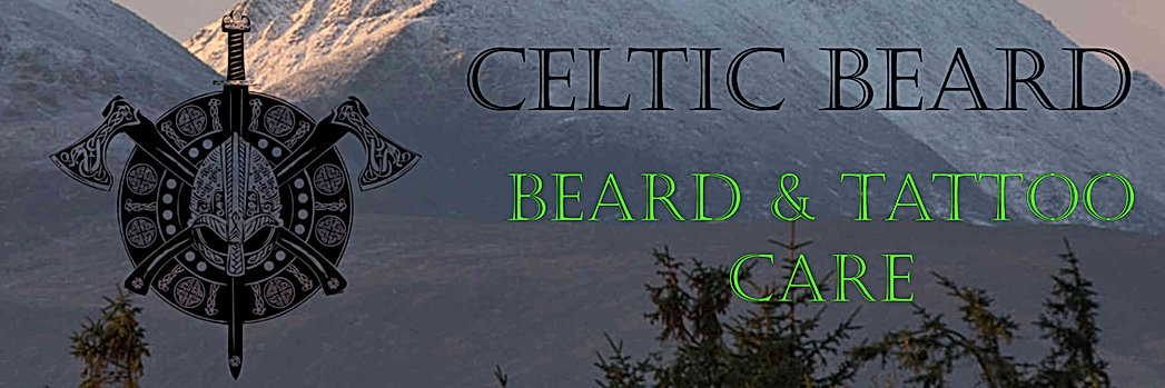 Celitc Beard, Celtic Beard Care, beard oil, beard balm, beard cream, beard wax, healthy beard, best beard, best beard products, tattoo care, tattoo cream, best tattoo, best tattoo care, celitc beard, viking beard