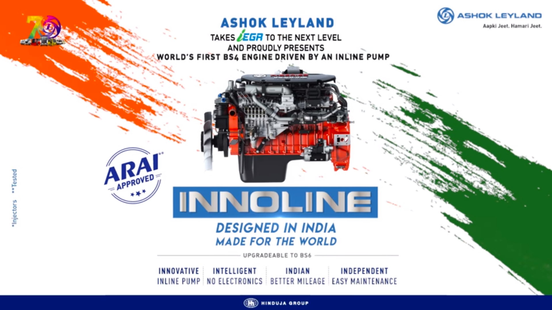 Ashok Leyland Innoline