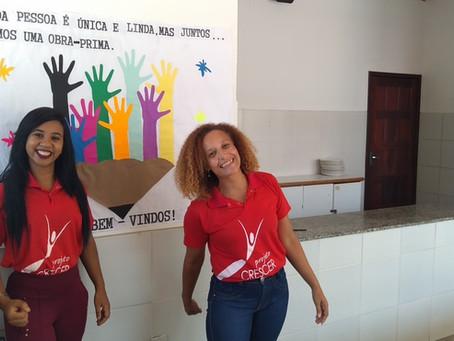 Quarantänefrist verlängert: Projeto Crescer verstärkt Hilfsmassnahmen auch mit Aufrufen im TV