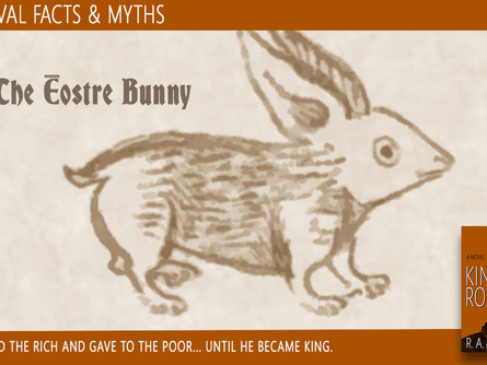 Medieval Facts & Myths: The Ēostre Bunny