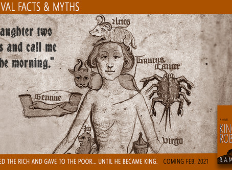 Medieval Facts & Myths: Astrology as medicine?