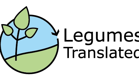 Legumes Translated project flyer