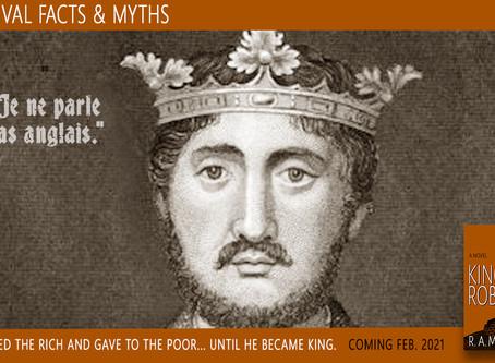 Medieval Facts & Myths: Richard the Lionheart