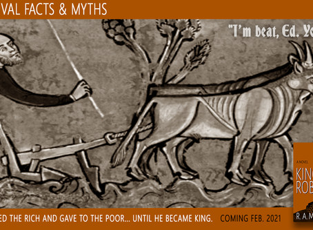 Medieval Facts & Myths: How long is a furlong?