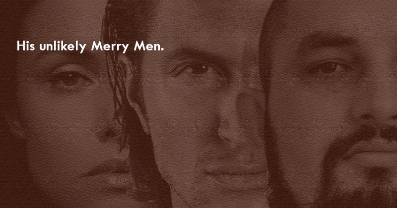 Unlikely Merry Men