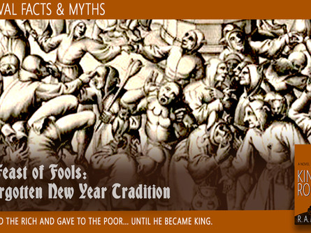 Medieval Facts & Myths: The Feast of Fools - A Forgotten New Year Tradition