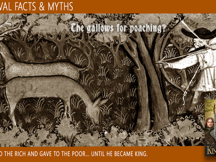 Medieval Facts & Myths: The gallows for poaching?