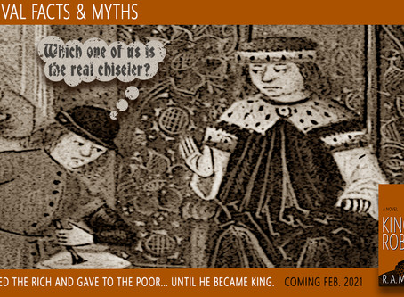 Medieval Facts & Myths: The wealth gap peaked under feudalism, right?