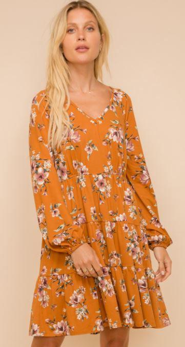 The Savanah Dress