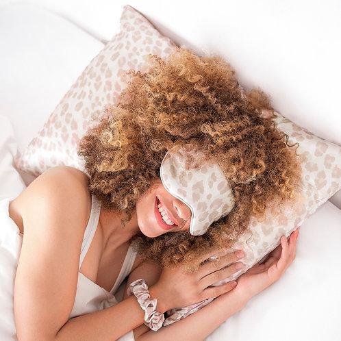 3 Piece Satin Sleep Accessory Set