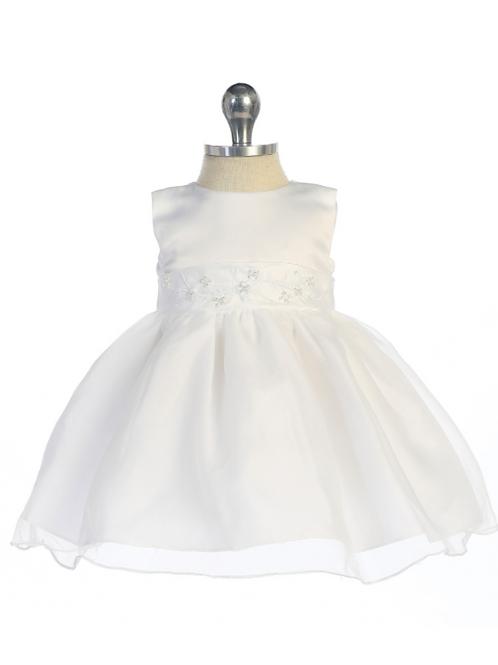 Organza Baby Dress