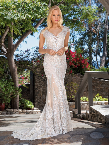Casablanca Bridal Style 2357 ~ Finley