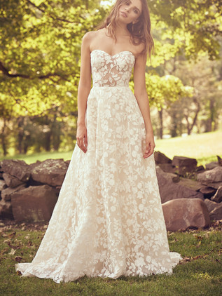 Lillian West Style 66067