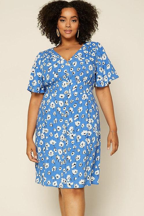 Blue Bell Dress