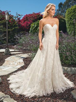 Casablanca Bridal Style 2370 ~ Brielle