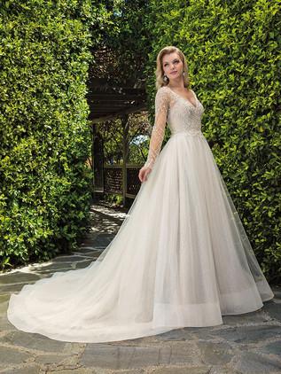 Casablanca Bridal Style 2373 ~ Naomi