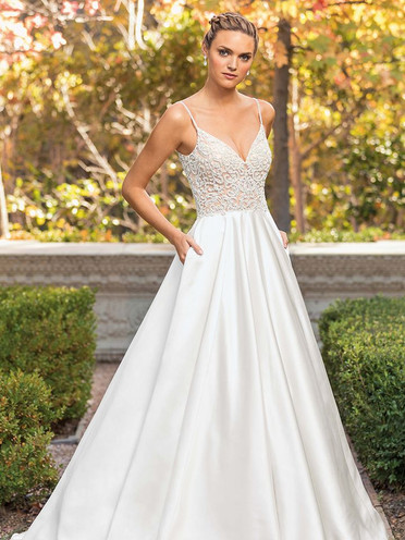 Casablanca Bridal Style 2347 ~ Arielle