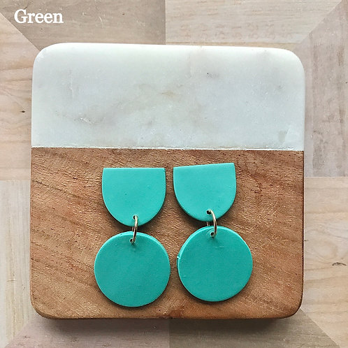 Everyday Polymer Clay Earrings