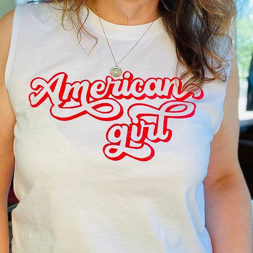 American Girl Muscle Tank