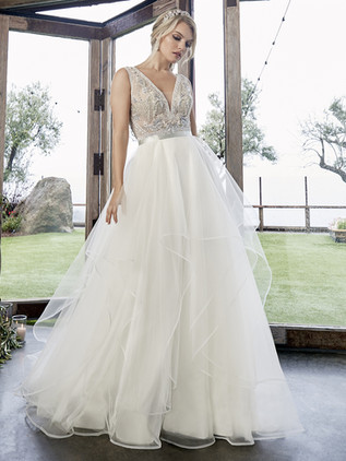 Casablanca Bridal 2425