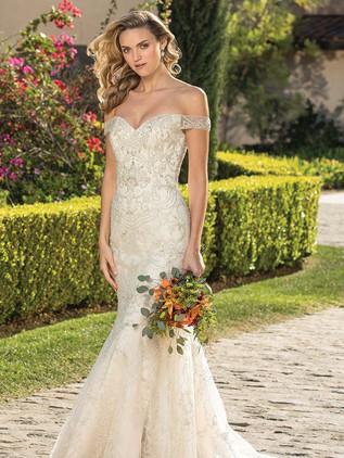 Casablanca Bridal Style 2340 ~ Bianca