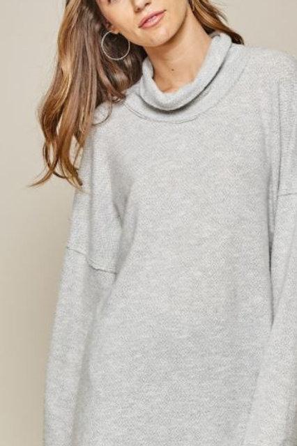 The Krista Tunic Sweater