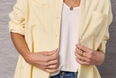 Cool & Classic Button Down Shirt