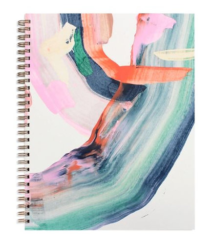 Hand-Painted Notebook