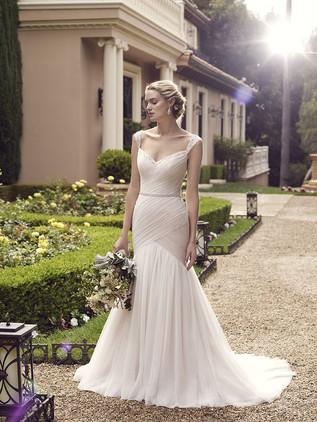 Casablanca Bridal Style 2234 ~ Freesia
