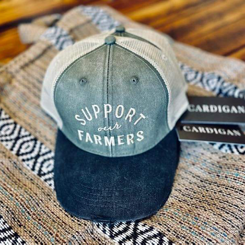 Support our Farmers Hat