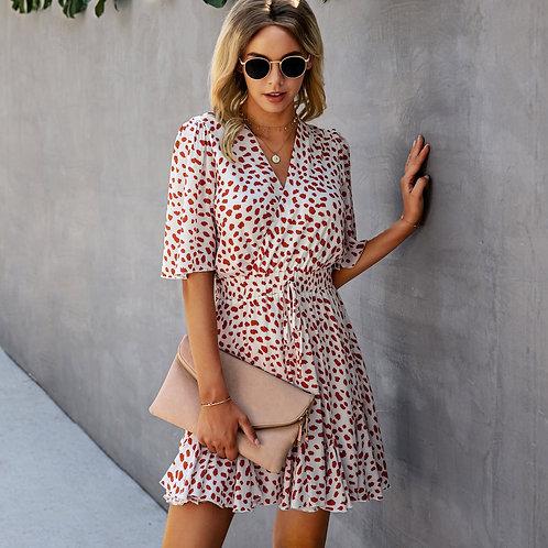 Corolla Dress