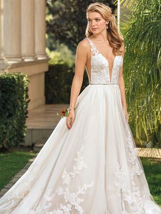 Casablanca Bridal Style 2348  ~ Bria