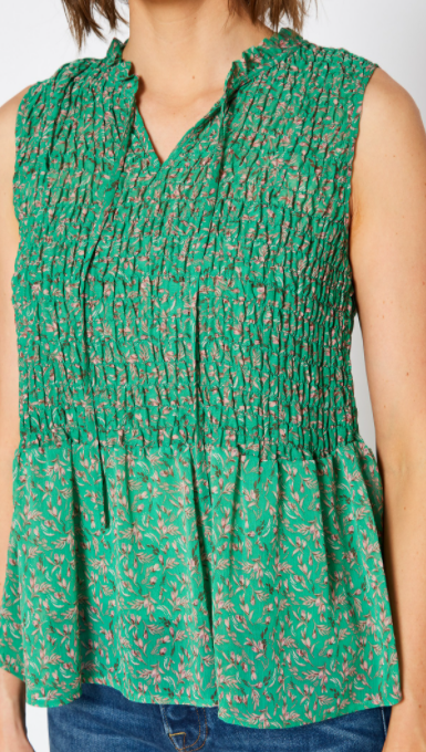 Ditsy Floral Tank