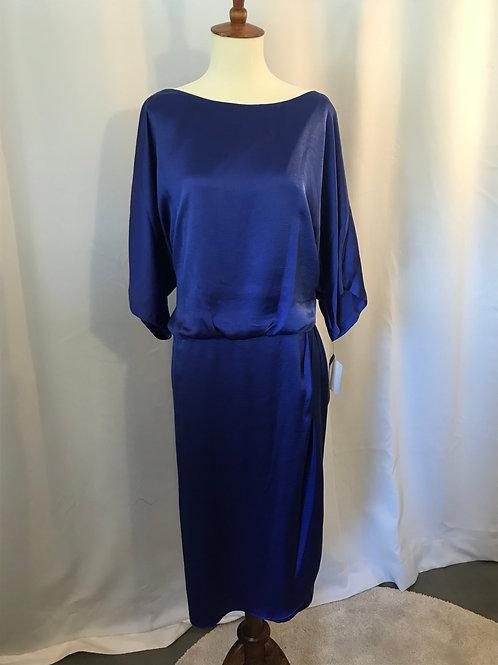 Royal Blue Plus Size Formal Dress