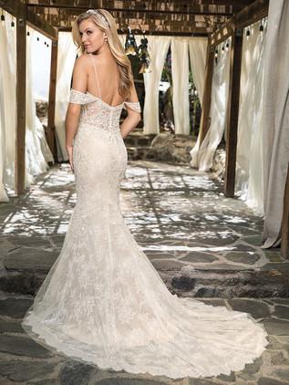 Casablanca Bridal Style 2367 ~ Audre