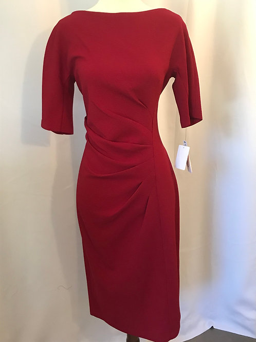 Quarte Sleeve Formal Dress