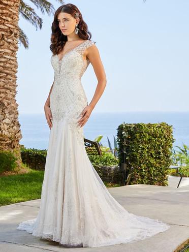 Casablanca Bridal 2407
