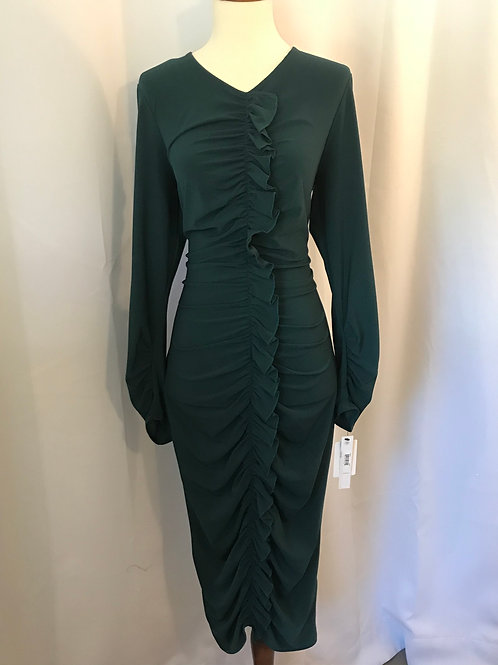 Evergreen Sinch Dress