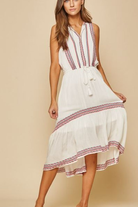 The Malecon Dress