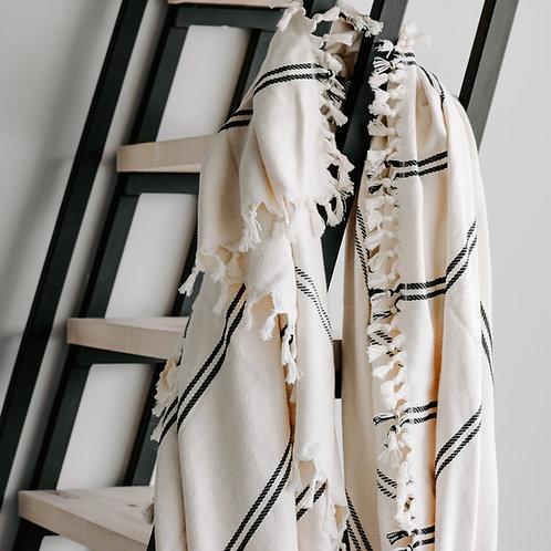 Kate Turkish Throw Blanket