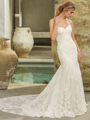 Casablanca Bridal Style 2294 ~ Avery