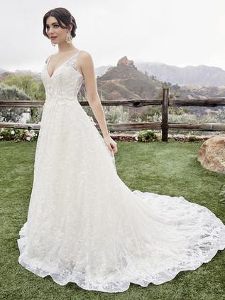 Casablanca Bridal 2431