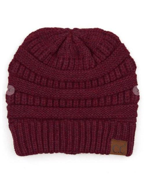 Yarn Knit Beanie