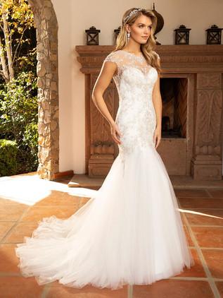 Casablanca Bridal Style 2386 ~ Nora