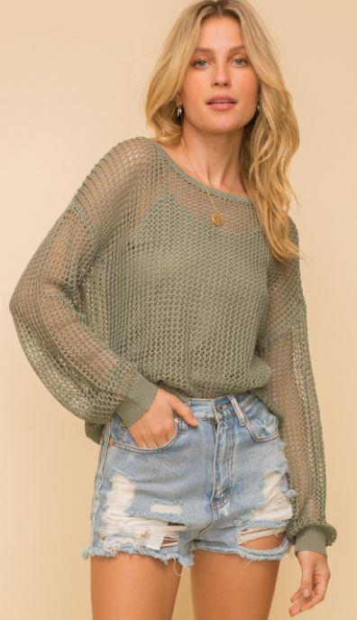Open Crochet
