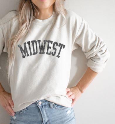 Midwest Crew Neck Sweatshirt