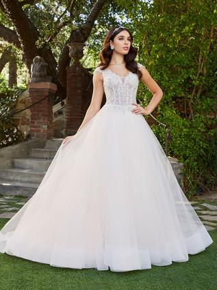 Casablanca Bridal 2402 Custom